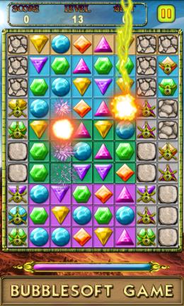 Jewel Quest 4 - геймплей
