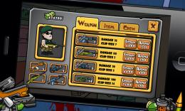 Zombie Age - оружие