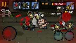 Zombie Age 2 - бой