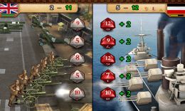 European War 3 - бои