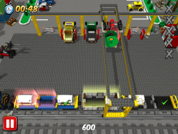 LEGO® City My City - поезд