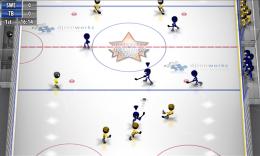 Stickman Ice Hockey - игра