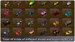 RE-VOLT Classic-3D Racing - выбор машин