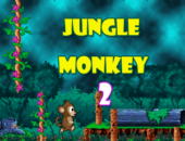 Jungle Monkey 2 - иконка