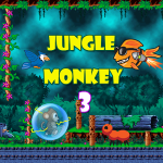 Jungle Monkey 3 - иконка