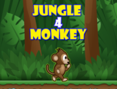 Jungle Monkey 4 - иконка