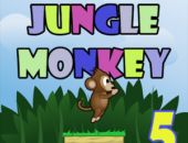 Jungle Monkey 5 - иконка