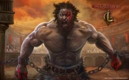 I, Gladiator - враг