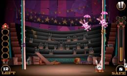 Падение - Stunt Bunnies Circus для Android