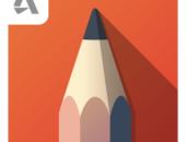 Иконка - Autodesk SketchBook для Android