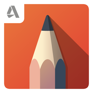 Иконка - Autodesk SketchBook для Android