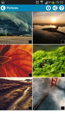 Изображения - FotoSwipe для Android