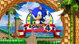 Sonic 4 Episode I - заставка