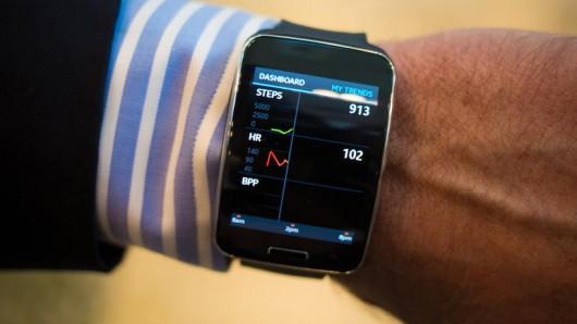 Samsung Simband и информация о Samsung Tizen OS 2.3 - свежая информация