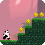 Иконка - Jungle Panda Run для Android