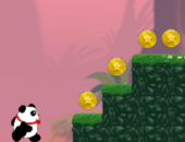 Иконка - Jungle Panda Run для Android