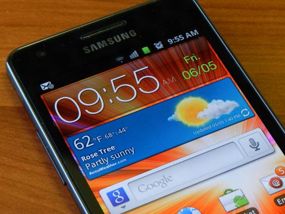 Информация об обновленной версии TouchWiz - оригинальное решение