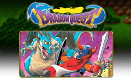 DRAGON QUEST - заставка