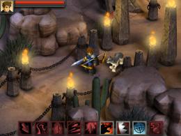 Геймплей - Battleheart Legacy для Android
