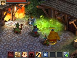 Битва - Battleheart Legacy для Android
