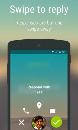 Интерфейс - Knock для Android