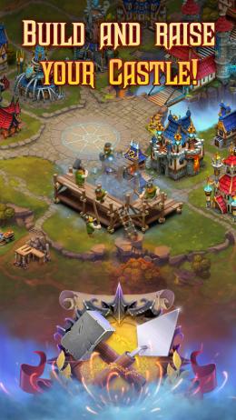 Сражение - Magecraft: The War для Android