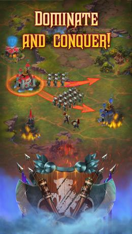 Перемещение - Magecraft: The War для Android