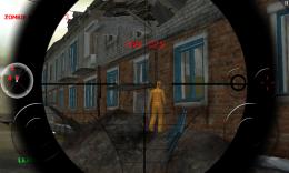Зомби - Zombie Sniper для Android