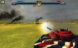 Выстрел - Boom! Tanks для Android