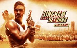 Заставка - Singham Return для Android