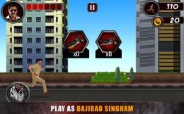 Геймплей - Singham Return для Android