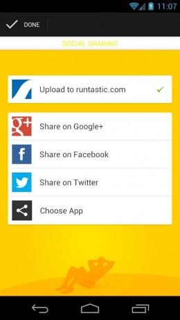 Соц. сети - Runtastic Sit-Ups  для Android