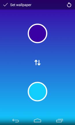 Градиент - Mixt для Android