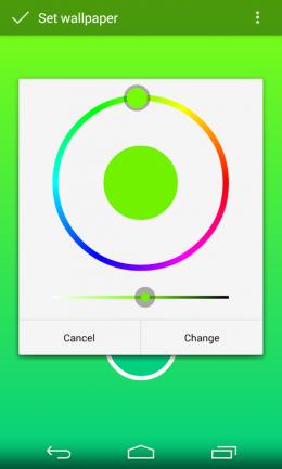 Выбор цвета - Mixt для Android