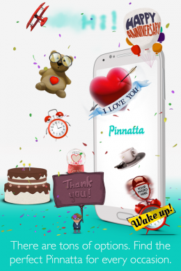 ПоздравлениеPinnatta-Interactive Greeting