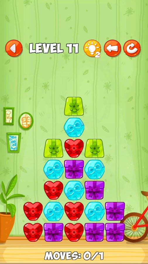 ПирамидаBirthday Puzzle