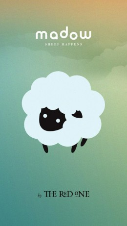 Заставка - MADOW Sheep Happens для Android
