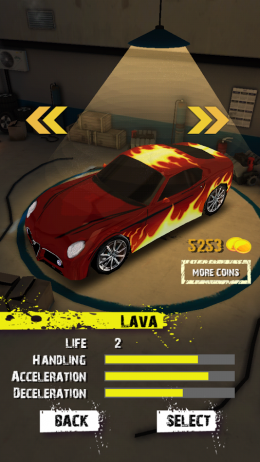 Машины - Speed Racing 3D для Android