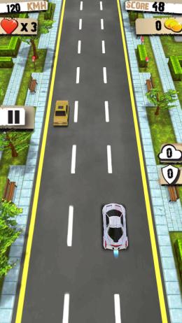 Трасса - Speed Racing 3D для Android
