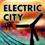 Иконка - Electric City - A NEW DAWN для Android