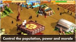 Лагерь - Electric City - A NEW DAWN для Android