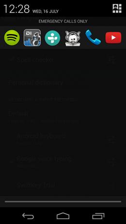 Приложения - Headset Menu для Android