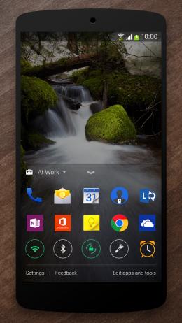 ПриложенияNext Lock Screen