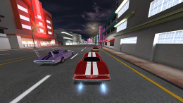 УскорениеMiami Racing: Muscle Cars