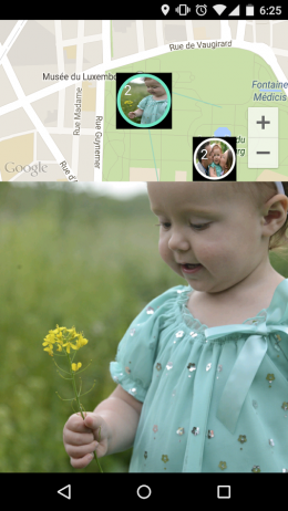Карта - 8tory Gallery для Android
