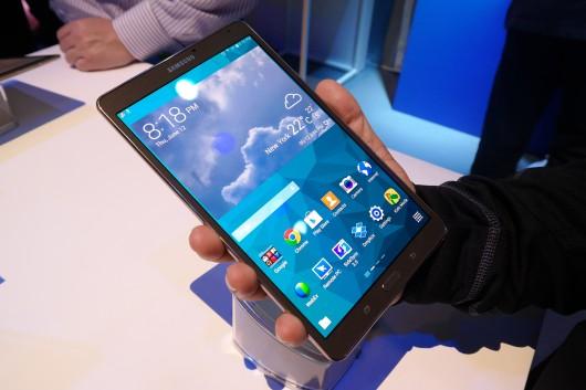 Samsung Galaxy Tab S 8.4 – самый выносливый планшет - оригинальная информация