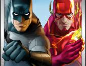 Batman & The Flash: Hero Run - иконка