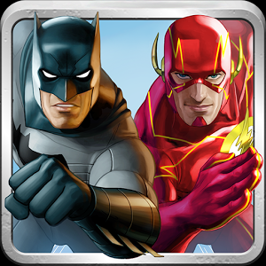 Batman & The Flash: Hero Run - иконка