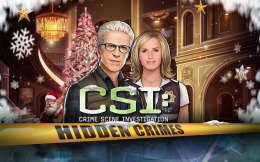 CSI: Hidden Crimes - заставка