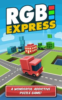 RGB Express - заставка